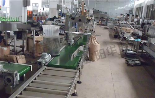 食品添加剂企业大袋包装生产线案例